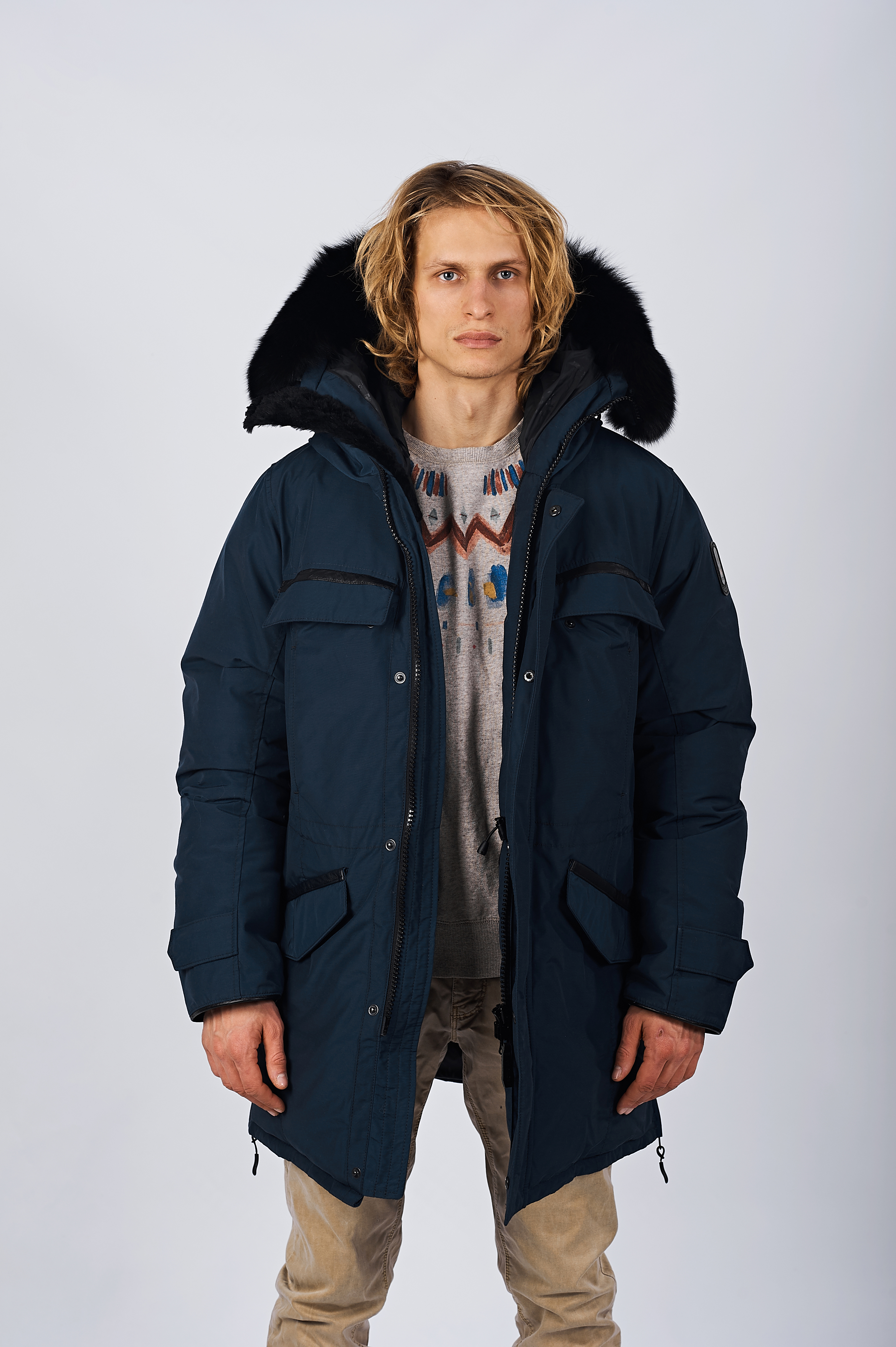 Men's Down Winter Jackets Perfect for Winter in Canada